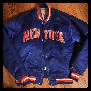Vintage New York starter jacket